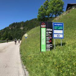 Dolomiti Bikeday 2017 / Streckensperrung