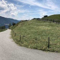 Rennradtour Passeiertal / Oberste Kehre