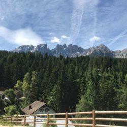 Rennradtour Karerpass - Reiterjoch / Dolomiten