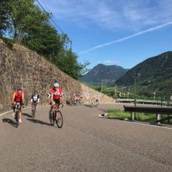 Rennradtour Karerpass - Reiterjoch / Karneid