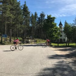 Rennradtour Karerpass - Reiterjoch / Kasererkreuz