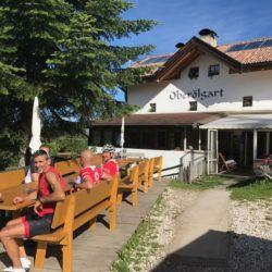 Rennradtour Karerpass - Reiterjoch / Oberölgart