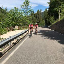 Rennradtour Karerpass - Reiterjoch / Welschnofen