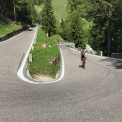 Rennradtour Passo Stelvio / Auffahrt