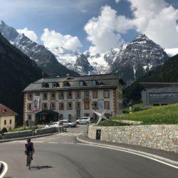 Rennradtour Passo Stelvio / Bellavista