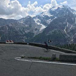 Rennradtour Passo Stelvio / Berglhütte