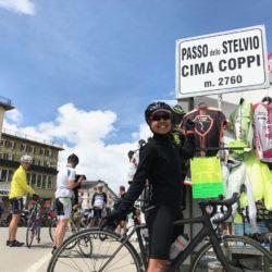 Rennradtour Passo Stelvio / Cima Coppi
