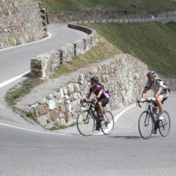 Rennradtour Passo Stelvio / Foto Stelvio