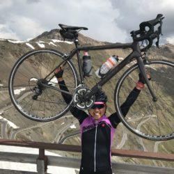 Rennradtour Passo Stelvio / Geschafft