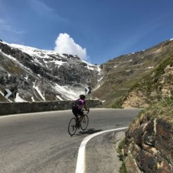 Rennradtour Passo Stelvio / Kehre 16