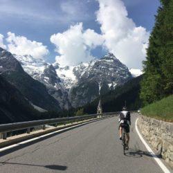 Rennradtour Passo Stelvio / Trafoi