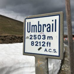 Rennradtour Passo Stelvio / Umbrail 2503m