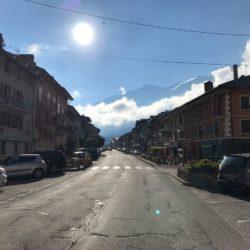 Rennradtour Sanremo - Bolzano: Lanslebourg