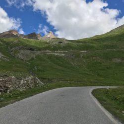 Rennradtour Sanremo - Bolzano: Serpentinen Agnello