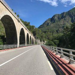 Rennradtour Sanremo - Bolzano: Airole