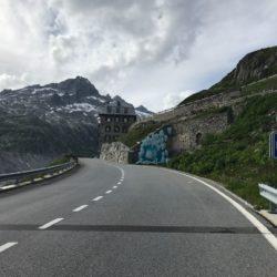 Rennradtour Sanremo - Bolzano: Belvedere