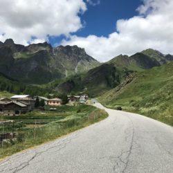 Rennradtour Sanremo - Bolzano: Chianale