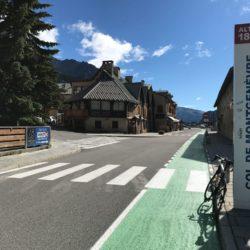 Rennradtour Sanremo - Bolzano: Col de Montgenèvre (1860 m)