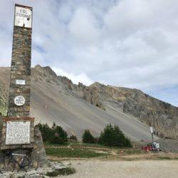 Rennradtour Sanremo - Bolzano: Col d'Izoard (2360m)