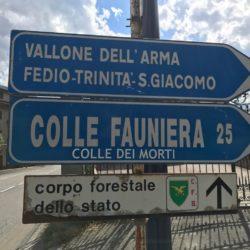Rennradtour Sanremo - Bolzano: Demonte