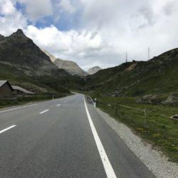 Rennradtour Sanremo - Bolzano: Finale Bernina