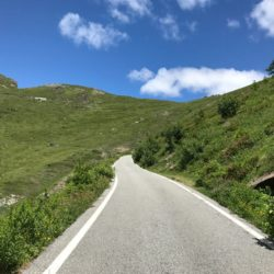 Rennradtour Sanremo - Bolzano: Finale Finestre