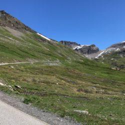 Rennradtour Sanremo - Bolzano: Skigebiet Iseran