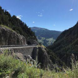 Rennradtour Sanremo - Bolzano: Umfahrung Montgenevre