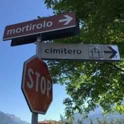 Rennradtour Sanremo - Bolzano: Tovo di Sant'Agata