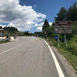 Rennradtour Sanremo - Bolzano: Passo del Tonale (1884m)