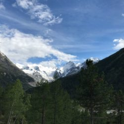 Rennradtour Sanremo - Bolzano: Piz Bernina