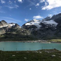 Rennradtour Sanremo - Bolzano: Piz Palu