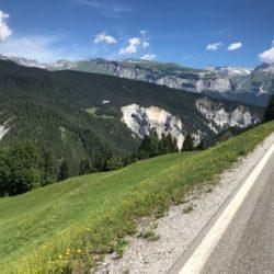 Rennradtour Sanremo - Bolzano: Rheintal