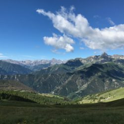 Rennradtour Sanremo - Bolzano: Rückblick vom Sampeyre