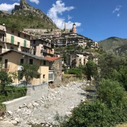 Rennradtour Sanremo - Bolzano: Tende