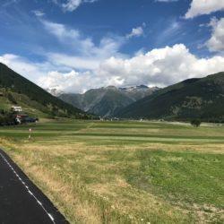 Rennradtour Sanremo - Bolzano: Ulrichen