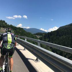 Rennradtour Sanremo - Bolzano: Val di Sole