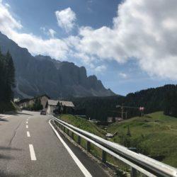 Rennradtour Grödner Joch - Würzjoch: Plan de Gralba