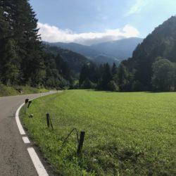 Rennradtour Grödner Joch - Würzjoch: Val Gardena