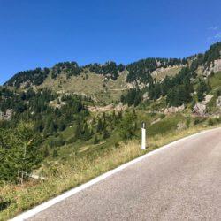 Rennradtour Manghenpass - Lavazepass / Finale Passo Manghen