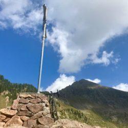 Rennradtour Manghenpass - Lavazepass / Gipfelkreuz Passo Manghen