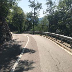 Rennradtour Manghenpass - Lavazepass / Levicosee