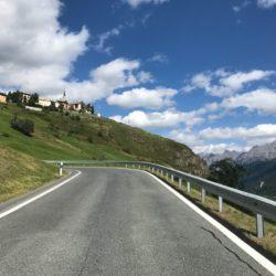 Rennradtour Ofenpass - Norbertshöhe - Reschenpass / Guarda